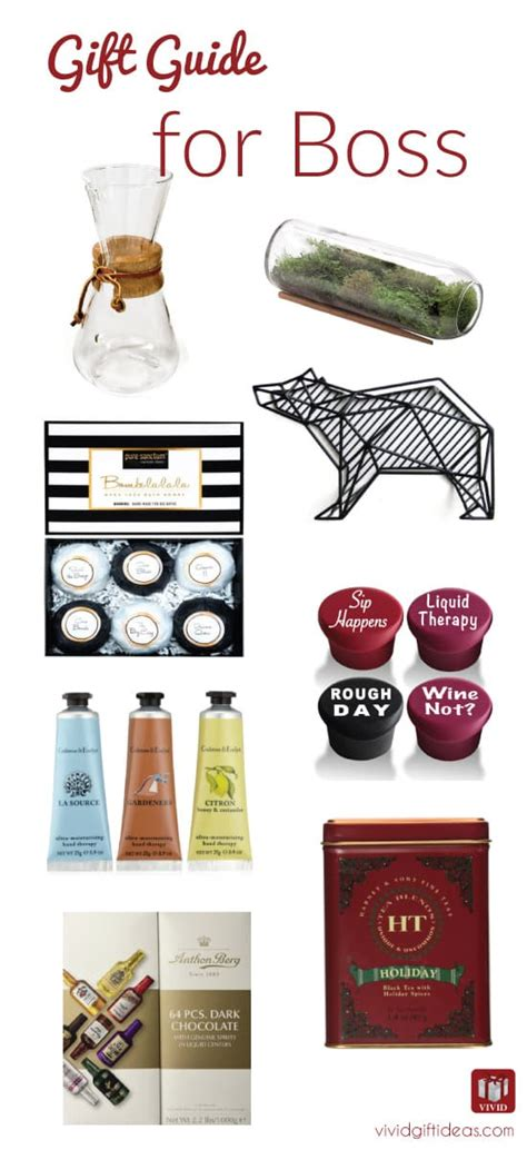 gifts for bosses for 7 appropriate presents to get for s
