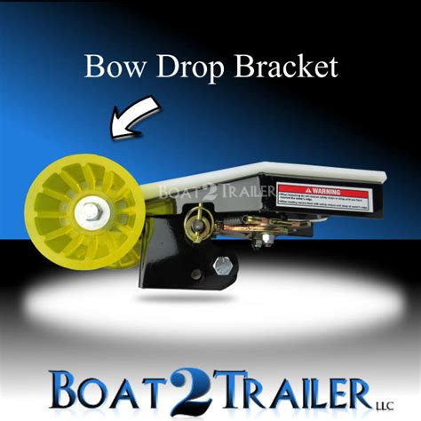 boat trailer automatic bow latch drotto bow drop bracket drotto automatic boat latch