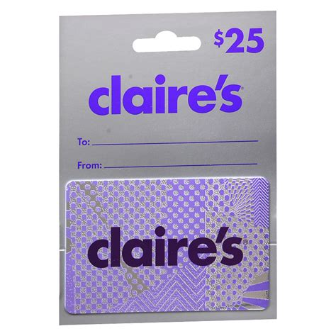 Tax On Gift Cards From Employer - claire s 25 gift card walgreens