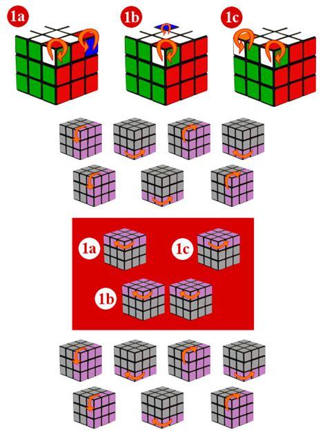 tutorial cubo rubik paso a paso paso 7 girar v 233 rtices del cubo de rubik