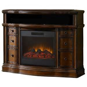 In w mink wood electric fireplace with remote control lowes com 499
