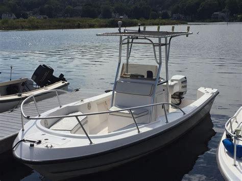 mako boats ct 1997 used mako 191cc center console fishing boat for sale