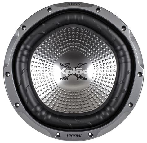 Speaker Subwoofer Sony sony xs l126p5 1300 watts subwoofer xs l126p5 from sony