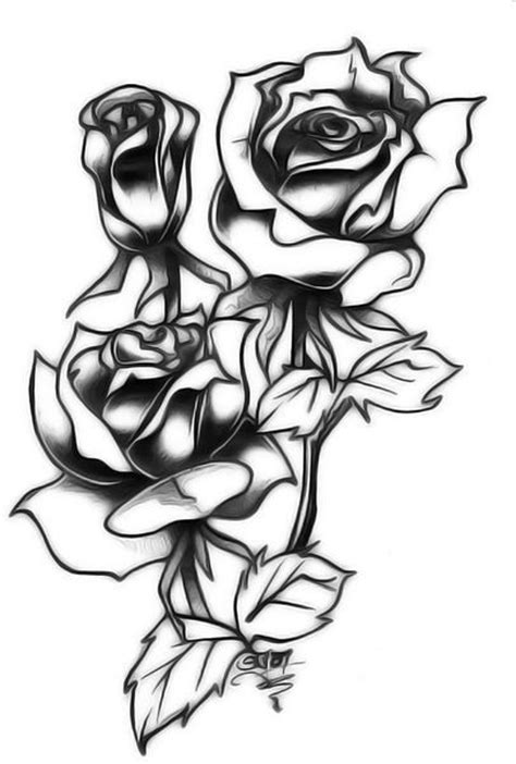 tribal rose tattoos for men 405 best images about tribal artwork on
