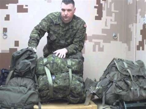 64 pattern rucksack frame army backpacks canadian us and british youtube