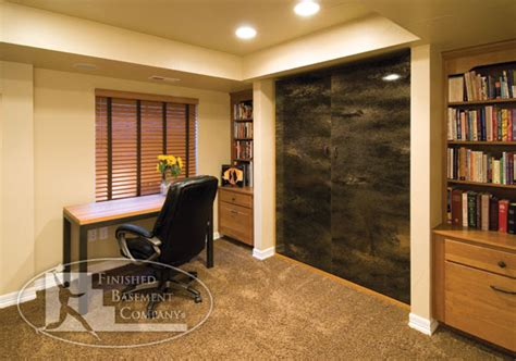 lovely home office ideas for basement basement office home