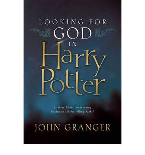 searching for god in the garbage books looking for god in harry potter granger 9781414300917