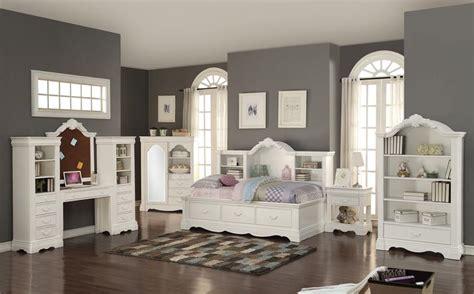 estrella acme girls bedroom set