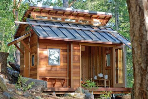 small cheap house tiny house shelters you for cheap in the mountainous woods
