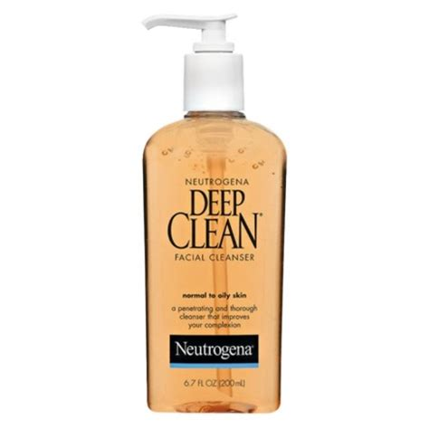 best cleanser 10 best drugstore cleansers rank style