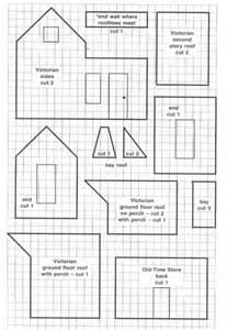 house patterns victorian house jul pinterest