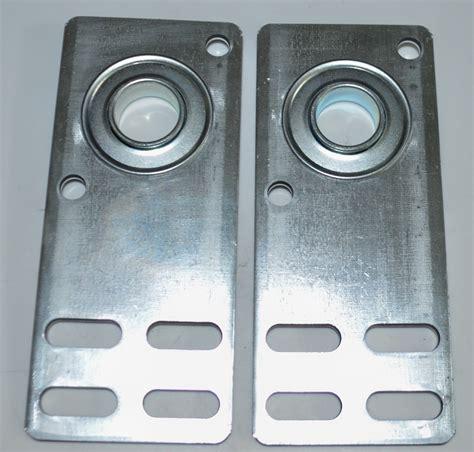 garage door bearing plate