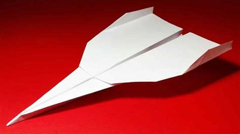 How To Make A Eagle Out Of Paper - how to make a paper airplane that flies far strike eagle