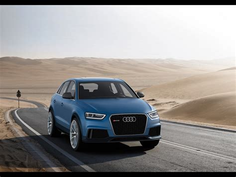audi rs  concept front angle static wallpapers