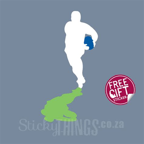 rugby wall stickers rugby vinyl wall decal stickythings co za