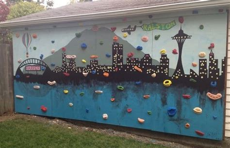 rock climbing wall for backyard atomik climbing holds pinterest crafts