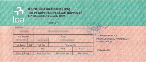 Trik Melejitkan Skor Tpa Versi Oto Bappenas september 2016 free e book