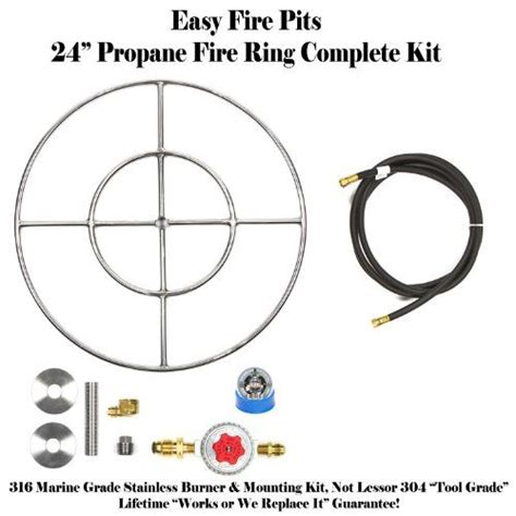 convert pit to gas create convert your wood pit to propane diy propane