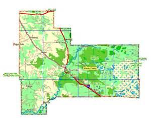 jackson county map