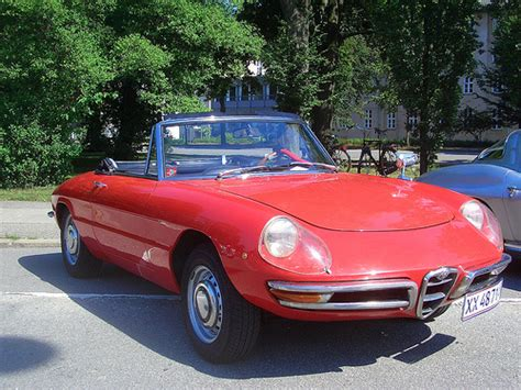 1973 Alfa Romeo Spider by 1973 Alfa Romeo Spider Photos Informations Articles