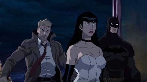 justice league dark film news first look at the justice league dark animated film