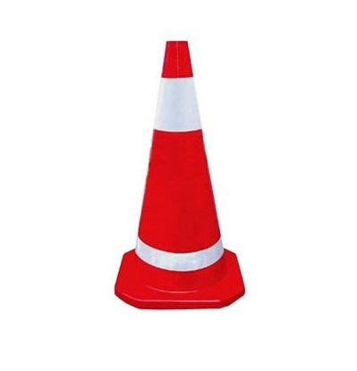 Generic Rubber 70cm Traffic Cone traffic cone prima road safety co ltd
