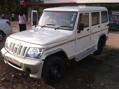 mahindra bolero di turbo price buying and initial ownership report mahindra bolero slx