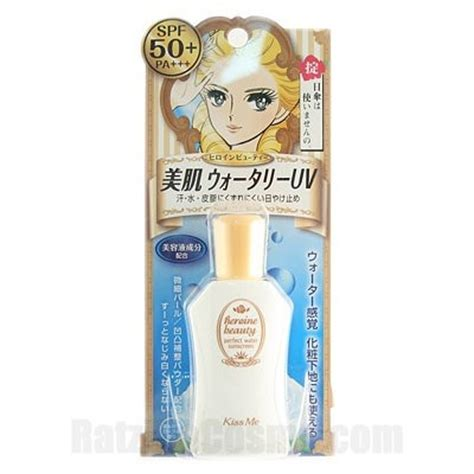 me heroine water sunscreen spf50 pa discontinued
