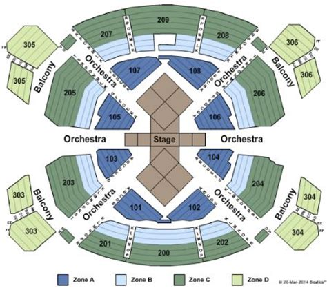 beatles theater seating chart theatre mirage las vegas tickets and theatre