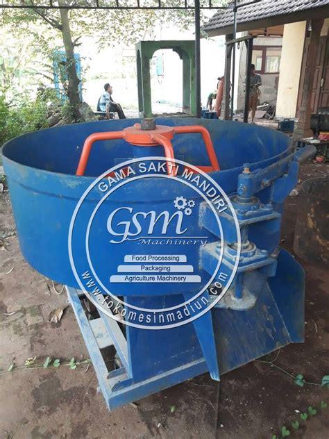 Mesin Mixer Untuk Adonan Batako mesin pengaduk adonan batako toko mesin gama sakti