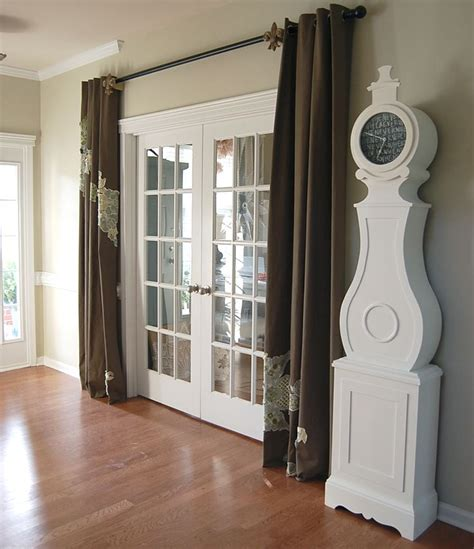 french patio door curtains 17 best ideas about french door curtains on pinterest