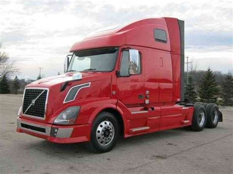 2014 volvo semi truck price volvo vnl64 2014 sleeper semi trucks