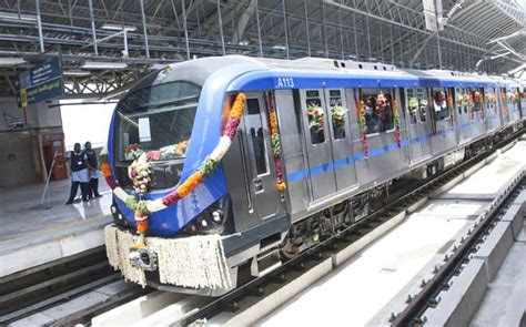 Mba Shipping And Logistics In Chennai by Chennai Metro Is India S Most Expensive So Far South