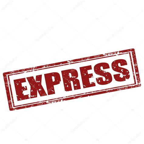 rubber st express express st stock vector 169 carmen dorin 33178211