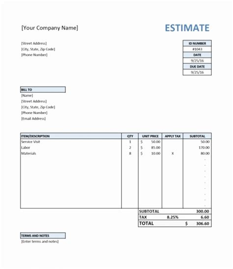 drywall invoice template new fence repair invoice kkey