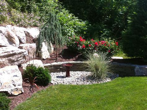 Rock Valley Garden Center Rock Landscaping Design Western Lehigh Center Valley Pa