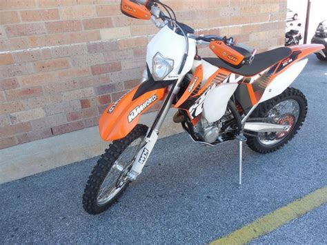 Ktm Trail Bike For Sale 2012 Ktm 450 Xc W Dirt Bike For Sale On 2040 Motos