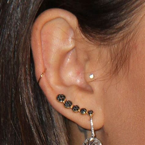 auricle ear piercing aftercare healing price