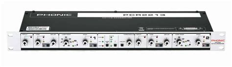 Crossover Phonic Pcr 2213 Plus phonic pcr 2213 crossover activ soundcreation