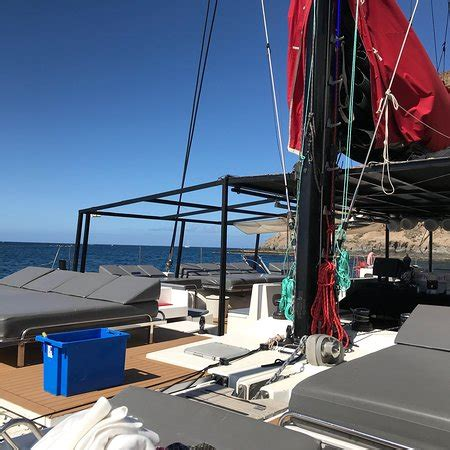 5 star catamaran gran canaria pure bliss 5 star all the way picture of five star