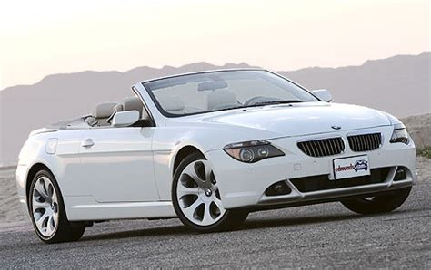 auto manual repair 2005 bmw 645 security system used 2004 bmw 6 series for sale pricing features edmunds
