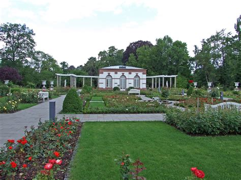 Palmen Garten by Palmengarten Frankfurt Images