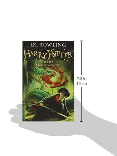 1408855666 harry potter and the chamber libro harry potter and the chamber of secrets 2 7 di j k