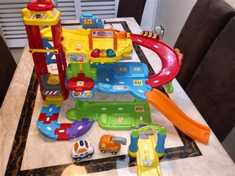 Vtech Toot Toot Car Garage by Vtech Toot Toot Garage For Sale In Mulhuddart Dublin From