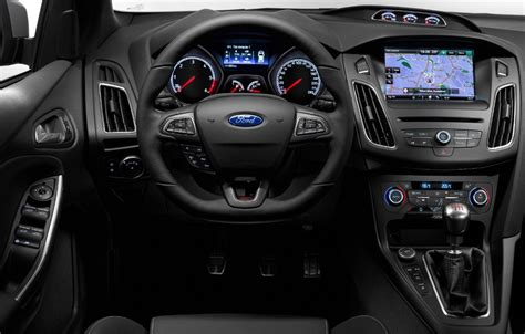 2015 Focus Interior by Ford Focus St 2015 Makes Its Debut Machinespider