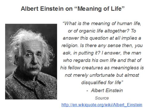 the short biography of albert einstein albert einstein on meaning of life peopleint people