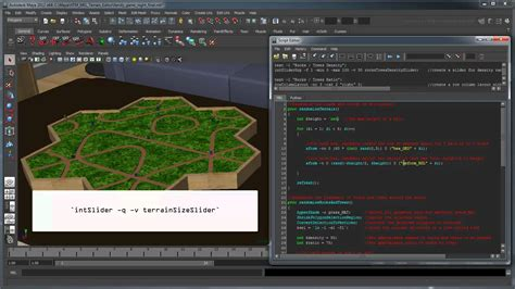 qt tutorial game creating procedural terrain part 3 ui development with