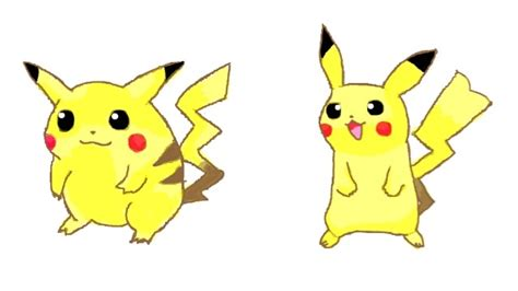 Pikachu Yellow Headed Our Way by Pikachu Used To Be Way Cuter And Fatter Kotaku Australia