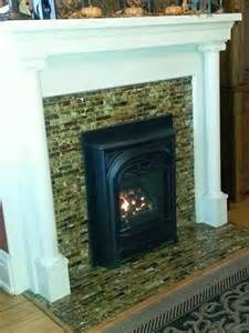 gas coal fireplaces on gas insert small