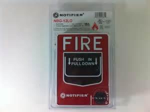 notifier nbg 12lo manual pull station